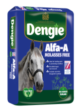 Bag of Dengie Alfa-A Molasses Free