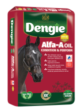 Bag of Dengie Alfa-A Oil
