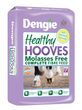 Bag of Dengie Healthy Hooves Molasses Free