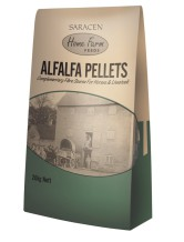 Bag of Saracen Alfalfa Pellets