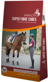 Bag of Saracen Superfibre Cubes