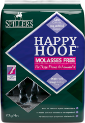 Bag of Spillers Happy Hoof Molasses Free