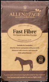 Bag of Allen & Page Fast Fibre