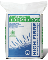 Bale of Marksway HorseHage High Fibre