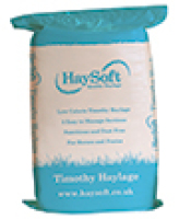 Bale of Haysoft Timothy Haylage