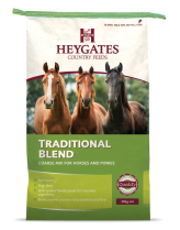 Bag of Heygates Traditional Blend