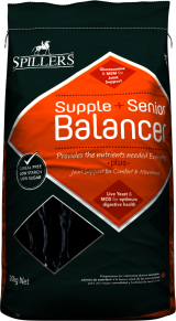 Bag of Spillers Senior & Supple Balancer