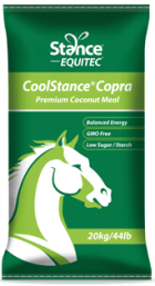 Bag of Coolstance Copra Meal