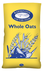 Bag of Badminton Whole Oats