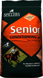 Bag of Spillers Senior Conditioning Mix