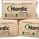 Bale of Nordic Wood Shavings