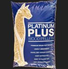 Bag of Platinum Plus Wood Pellets