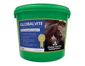 Tub of Global Herbs GlobalVite