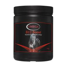 Tub of Omega Equine B12 Boost