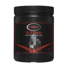Tub of Omega Equine B12 Boost