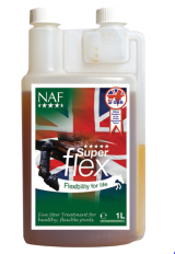Bottle of NAF Superflex Liquid