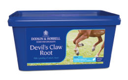 Tub of Dodson & Horrell Devil's Claw Root