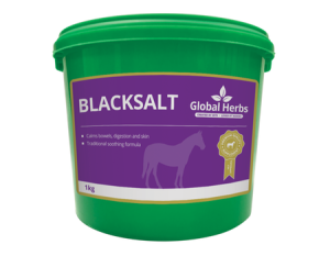Tub of Global Herbs Black Salt