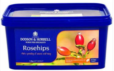 Tub of Dodson & Horrell Rosehips