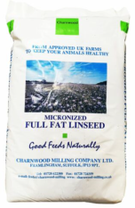Bag of Micronised Linseed