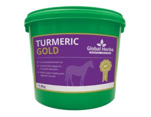 Tub of Global Herbs Turmeric