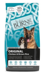 Bag of Burns Chicken & Rice