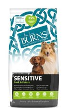 Bag of Burns Sensitive Pork & Potato