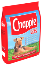 Bag of Chappie Complete Beef