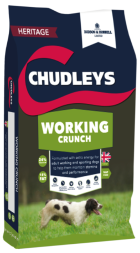 Bag of Chudleys Working Crunch