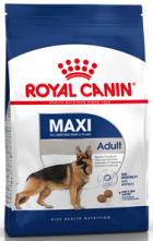 Bag of Royal Canin Maxi Adult