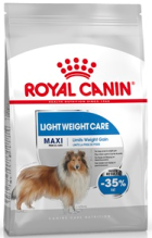 Bag of Royal Canin Maxi Light