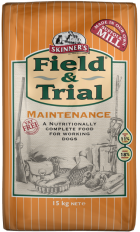Bag of Skinners Field & Trial Maintenance