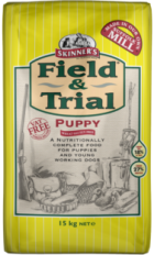 Bag of Skinners Field & Trial Puppy