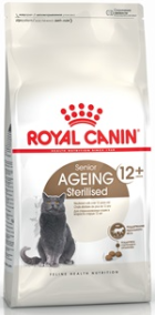 Bag of Royal Canin Neutered Ageing Cat 12+