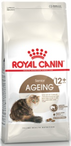 Bag of Royal Canin Ageing Cat 12+