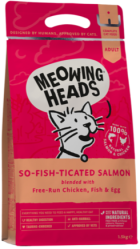 Bag of Meowing Heads So-Fish-Ticated
