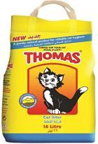 Bag of Thomas Cat Litter