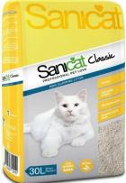 Bag of Sanicat White Cat Litter